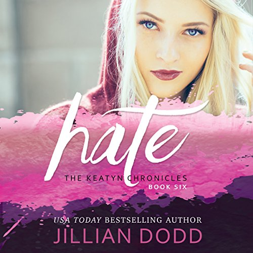 Hate Me audiobook cover art