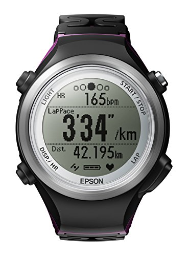 Epson Runsense SF-810 GPS Watch with built-in Heart Rate Monitor
