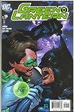 Green Lantern Issue # 9 (Green Lantern # 9 (Batman appearance) Green Lantern vs. Batman)