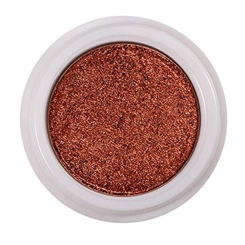 Pailletten Glitter Loose Shimmer pigment oogschaduw moddercrème 06#
