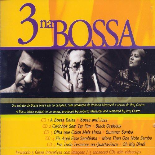 3 Na Bossa - Vol.1