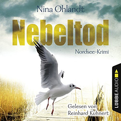 Nebeltod audiobook cover art