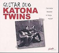 Piazzolla, Granados, de Falla & Mozart: Works for Guitar Duo by Katona Twins