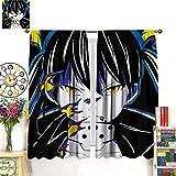 DRAGON VINES Fire Force Tamaki Kotatsu Anime PosterPersonalizado Dormitorio, Sala Cortinas Residenciales, Oficina, Decoración de Habitación183 x 160 cm