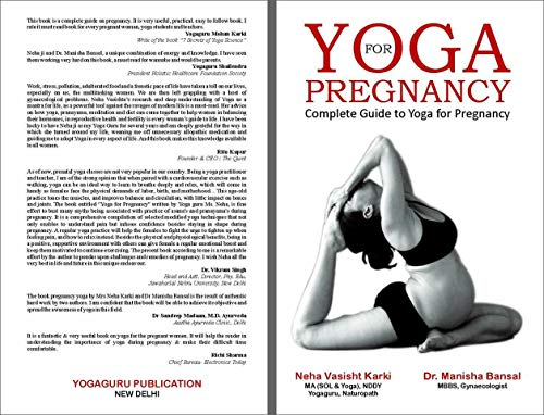 Yoga For Pregnency: Complete Guide to Yoga For Pregnency (English Edition)