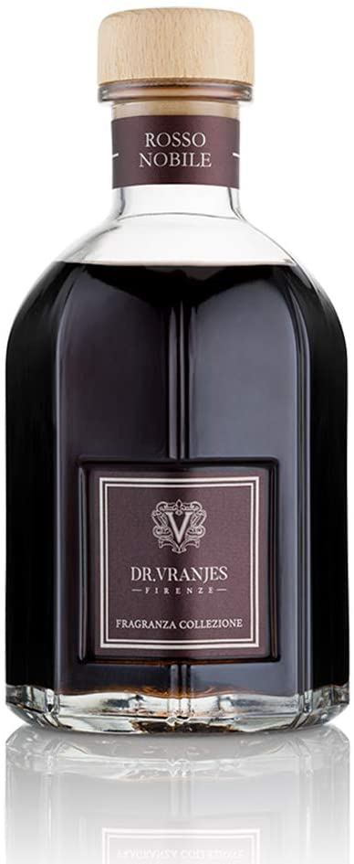 Dr. Vranjes - Rosso Nobile 500 ml Pack Max 84% OFF Blac of + Diffuser Double Austin Mall