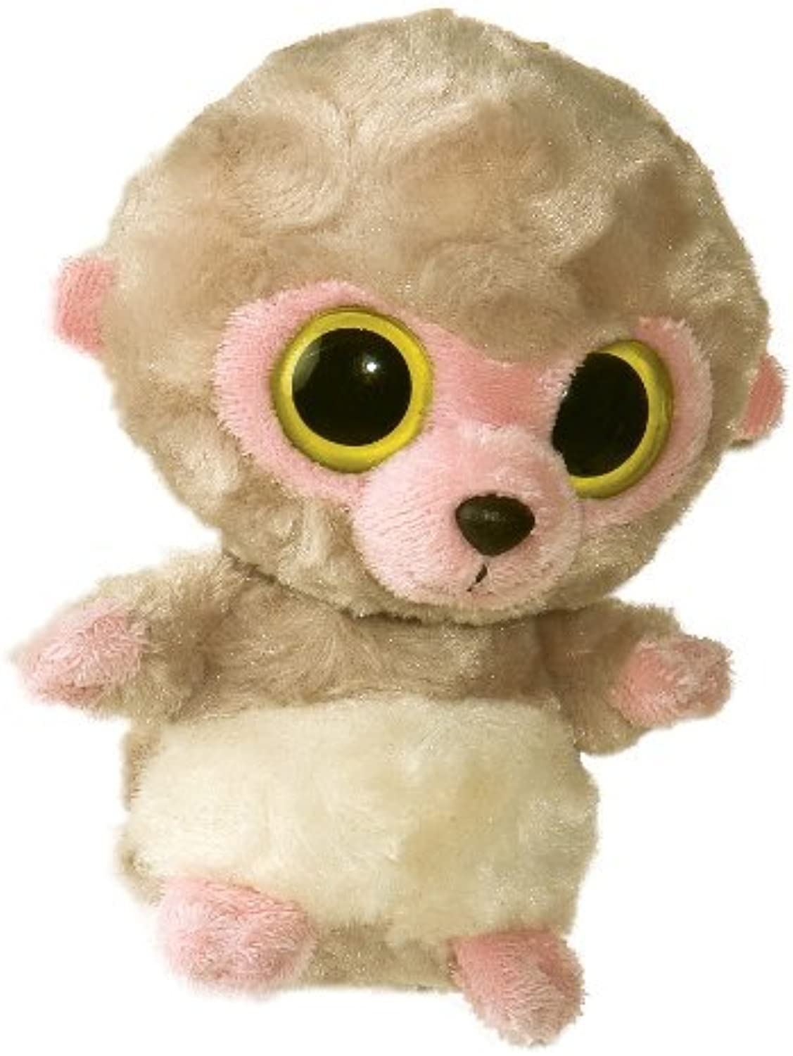 5 Yoohoo & Friends Sasa Japanese Macaque Soft Toy by Aurora by Aurora