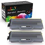 EBY TN2120 TN2110 Cartucho de Tóner Compatible para Brother HL-2140 HL-2150 HL-2170 MFC-7320 MFC-7340 MFC-7440 MFC-7840 DCP-7030 DCP-7040 DCP-7045