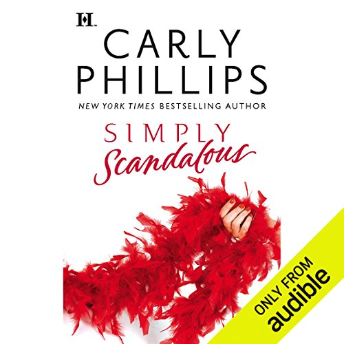 Simply Scandalous audiobook cover art