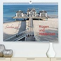 Gesehen auf - Ruegen und Hiddensee (Premium, hochwertiger DIN A2 Wandkalender 2022, Kunstdruck in Hochglanz): Entdeckungen auf Ruegen (Monatskalender, 14 Seiten )