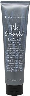 Bumble and Bumble Bb Straight Bálsamo para proteger el cabello durante el uso del secador, 5 onzas