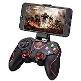 Fusine V8 Wireless BT4.0 Bluetooth Wireless Gaming Controller, Joystick Gamepad Computer Game...