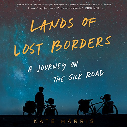 Lands of Lost Borders audiobook cover art