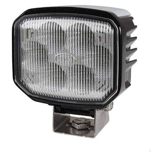 HELLA 1GA 996 288-011 Arbeitsscheinwerfer - Power Beam 1500 - 12/24V - 1300lm - Anbau - stehend - Nahfeldausleuchtung - Stecker: DEUTSCH Stecker