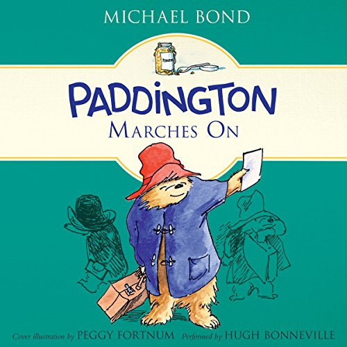 Paddington Marches On  By  cover art