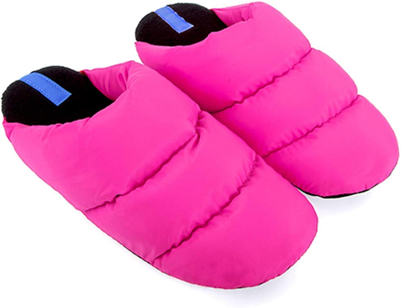 Winter Women Warm Slippers Man Indoor Bedroom Footwear House Home Anti-Slip shoes Unisex Boots