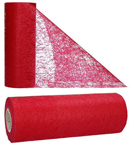 AmaCasa - Camino de mesa no tejido, cinta de mesa, no tejida