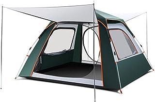 Tent الخيمة التلقائي عائلة التخييم خيمة 4 شخص خيمة المحمولة فورية خيمة للماء يندبروف للتخييم المشي Instant Tent