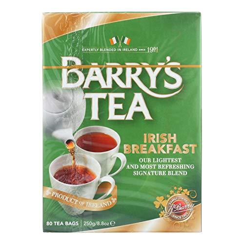 Barry's Tea Bags, Irish Breakfast, 80 Count