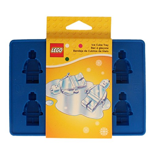 Lego - Eiswürfelform (Form einer Lego Figur) 8 Eiswürfel 852771