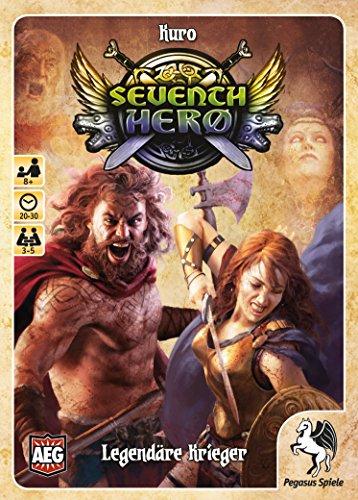 Pegasus Spiele 18314G - Seventh Hero (deutsche Ausgabe)