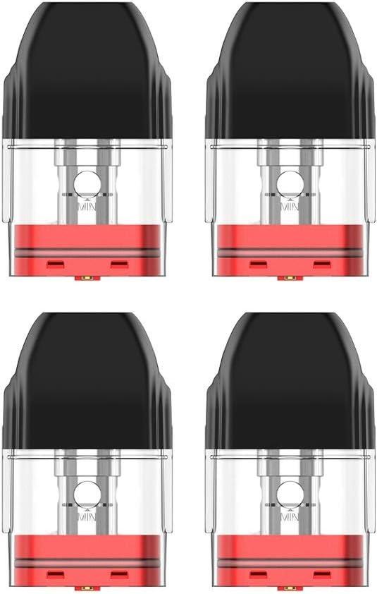 Original Uwell Caliburn KOKO Pod Cartridge 2ml 4pc Replacement Coil Pod For Uwell Caliburn Koko Kit Electronic Cigarette Core …
