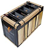 Triple Feature KaminHexen® 3 x 8 kg Kaminholz