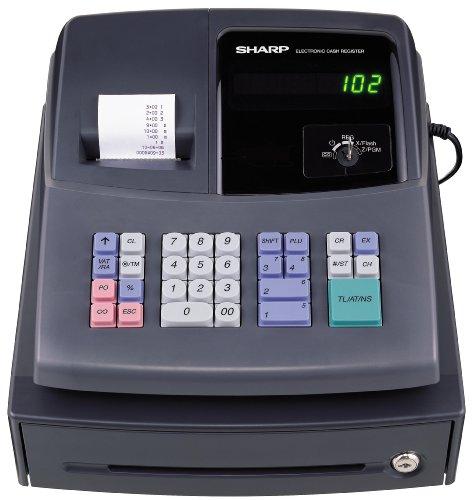 Sharp Electronics XEA106 Cash Register