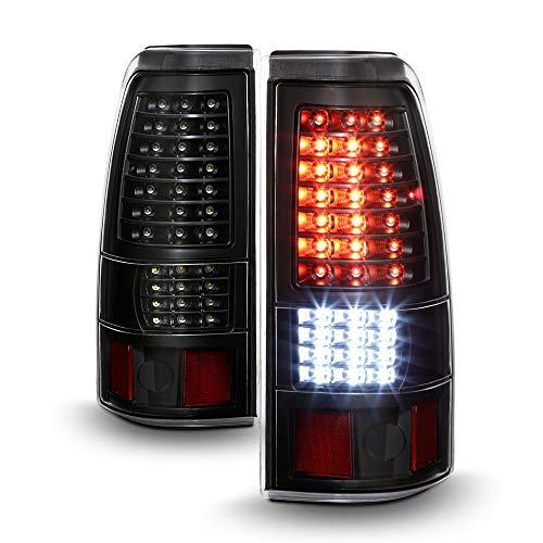 01 silverado black taillights - 5