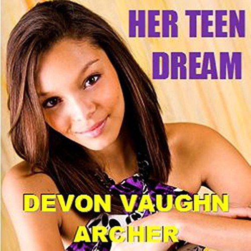 Her Teen Dream audiobook cover art