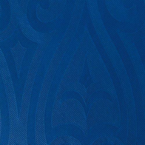 Duni Elegance-Servietten Lily 40er dunkelblau, 40 x 40 cm