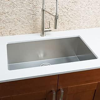 Hahn® Chef Series Handmade Extra Large Single Bowl Sink