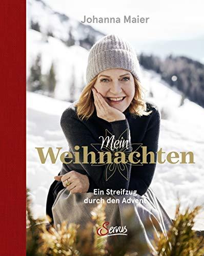 Mein Weihnachten. Ein Streifzug durch den Advent. Stimmungsvolles Weihnachtsbuch mit persönlichen Erinnerungen, köstlichen Weihnachtsrezepten und Ideen für Weihnachtsschmuck.