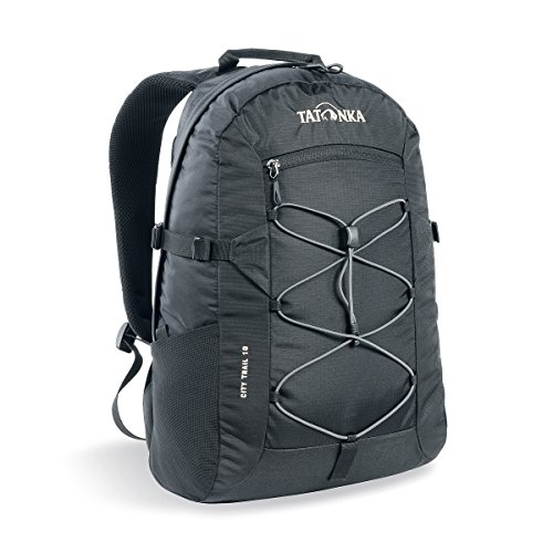 Tatonka City Trail 19 Rucksack, Black, 43 x 28 x 14 cm