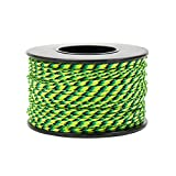 Atwood Mobile Products Micro Sport Cord 1.18mm X 125 Ft Small Spool Lightweight Braided Cord (Gecko)