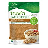Measures and sweetens cup for cup like brown sugar and is great in everything from oatmeal to cookies to coffee Non-gmo, Gluten-free, sugar-free, kosher, and vegan Calorie-free and sugar-free, this sweetener is suitable for diabetics and those follow...