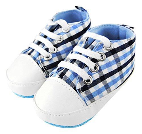Axy Baby plastique Tapis Chaussures Chaussures bébé 0 à 12 mois – Sunshine Boy – Modèle 5 - Multicolore - Mehrfarbig,