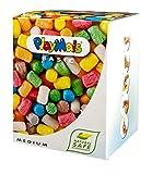 PlayMais Basic Medium Juego de construcción para niños a Partir de 3 años | más de 350 Piezas | estimula la Creatividad y la motricidad niñas y niños | Made in Germany