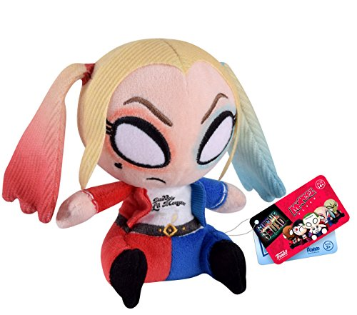 Funko Mopeez-DC-Suicide Squad-Harley Quinn, 8502
