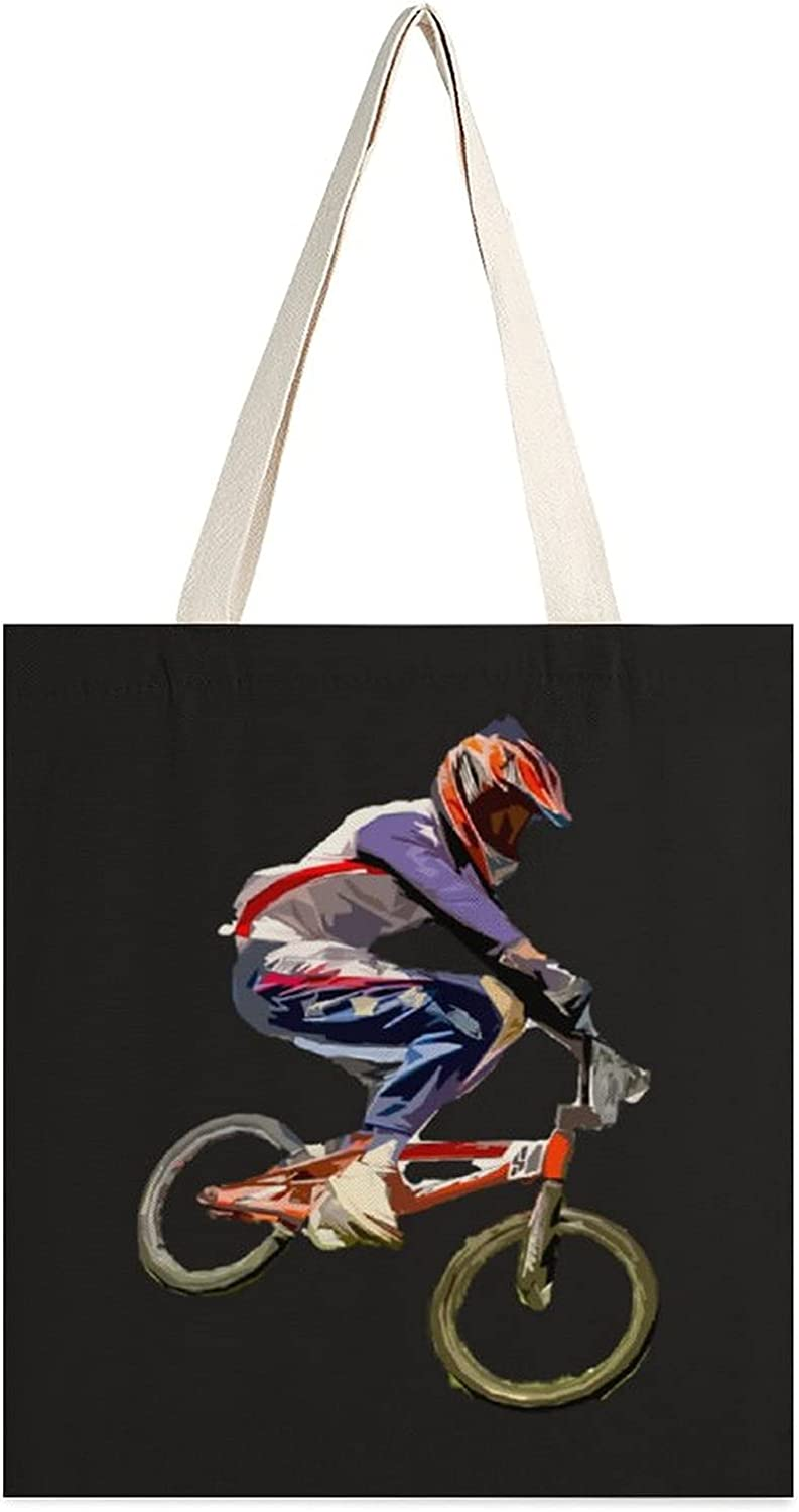 Ranking integrated 1st place Cheap mail order sales Canvas Tote bag for Women Printing Shoppin Washable Double-Sided