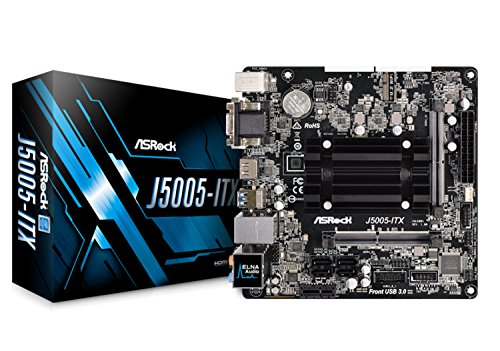ASRock J5005-ITX MB Intel Gemini Lake