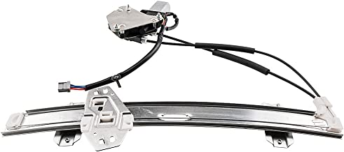 Front Left Driver Side Power Window Lift Regulator with Motor Assembly Replacement fit for 1995 1996 1997 Honda Accord