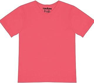 Camiseta Flamê Masculina Rovitex Premium