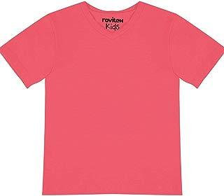 Camiseta Flamê Menino Infantil Rovitex Premium