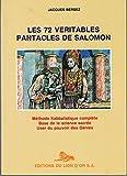 Les 72 véritables pantacles de Salomon