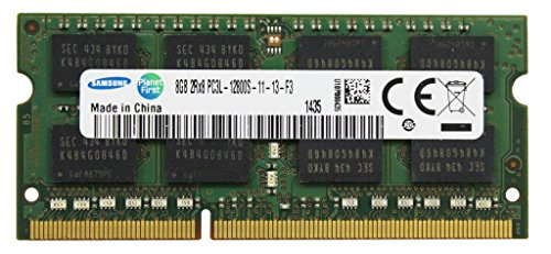 Adamanta 8GB (1x8GB) Laptop Memory Upgrade Compatible with Dell Alienware, Inspiron, Latitude, Optiplex, Precision, Vostro DDR3L 1600Mhz PC3L-12800 SODIMM 2Rx8 CL11 1.35v DRAM RAM Adamanta