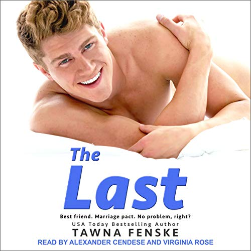 The Last audiobook cover art