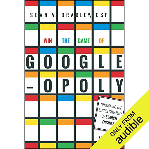 Win the Game of Googleopoly audiobook cover art