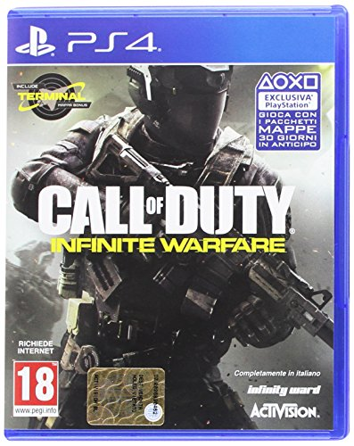 Call Of Duty: Infinite Warfare - Standard Edition [Importación Italiana]