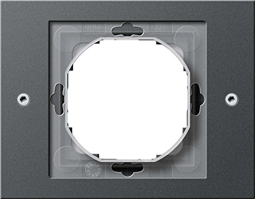 Gira Rahmen 021167 1fach TX_44 (WG UP) anthrazit